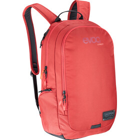 EVOC Street Rugzak 25L, chili red